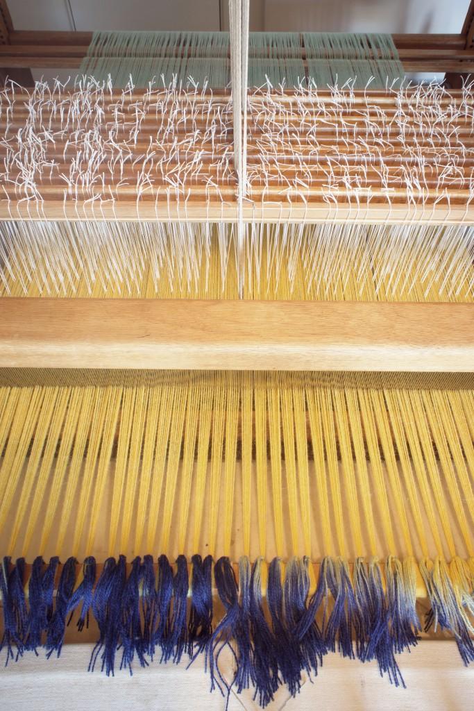 Loom Set Up