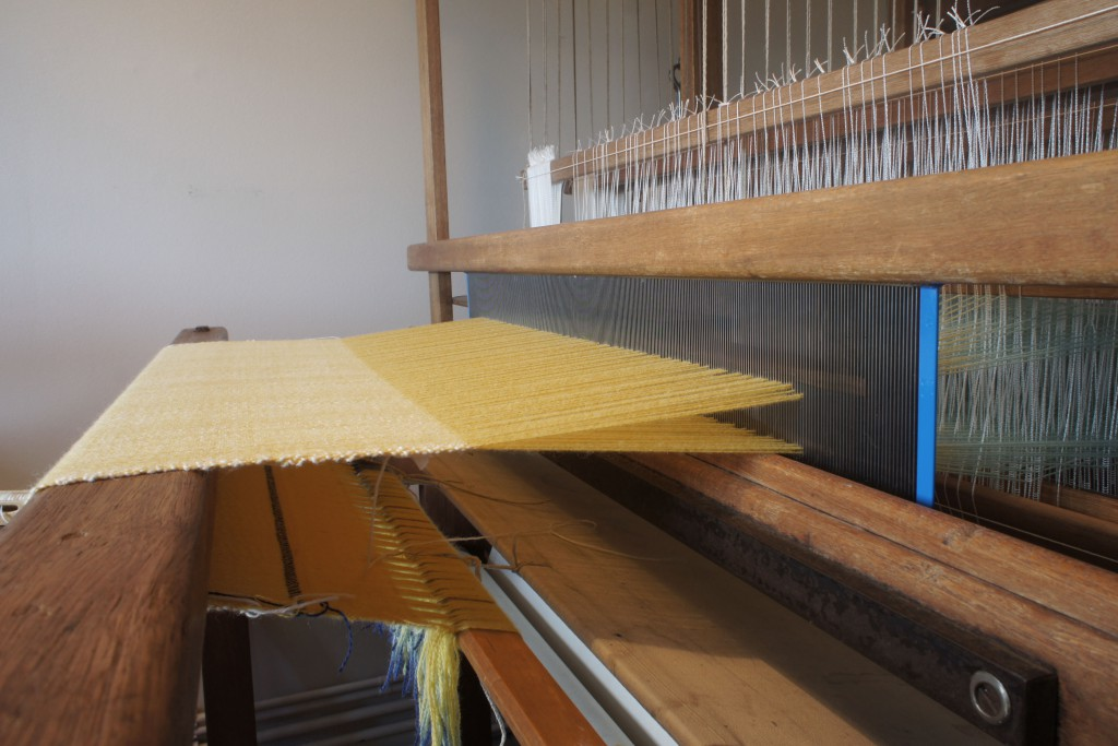 Weaving - shed