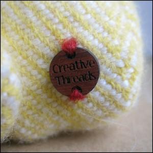 Creative Threads Button